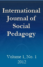 The International Journal of Social Pedagogy